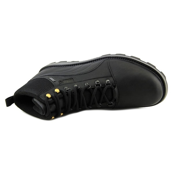Shop Puma Tatau Fur Boot GTX Men Puma Black Puma Black Work