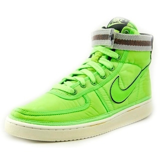 Nike Vandal High Supreme (VNTG) Men Round Toe Synthetic Green Basketball Shoe