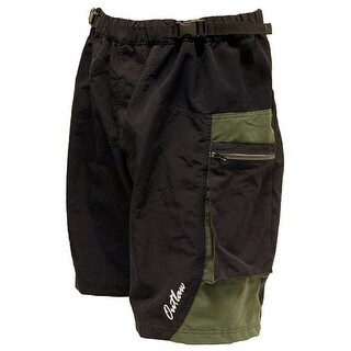 Adrenaline Promotions Men's Bullet MTB Shorts - FOREST