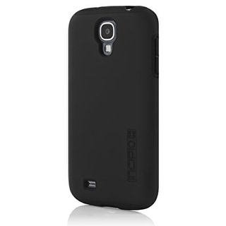 Incipio DualPro Shock-absorbent Case for Samsung Galaxy S4 - Black/Black