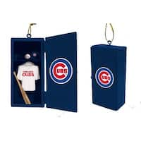 Chicago Cubs Team Locker Ornament