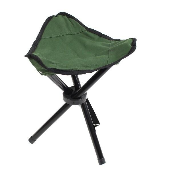1a082634efba Shop Fishing Travel Metal Frame Nylon Seat Portable Folding Tripod ...