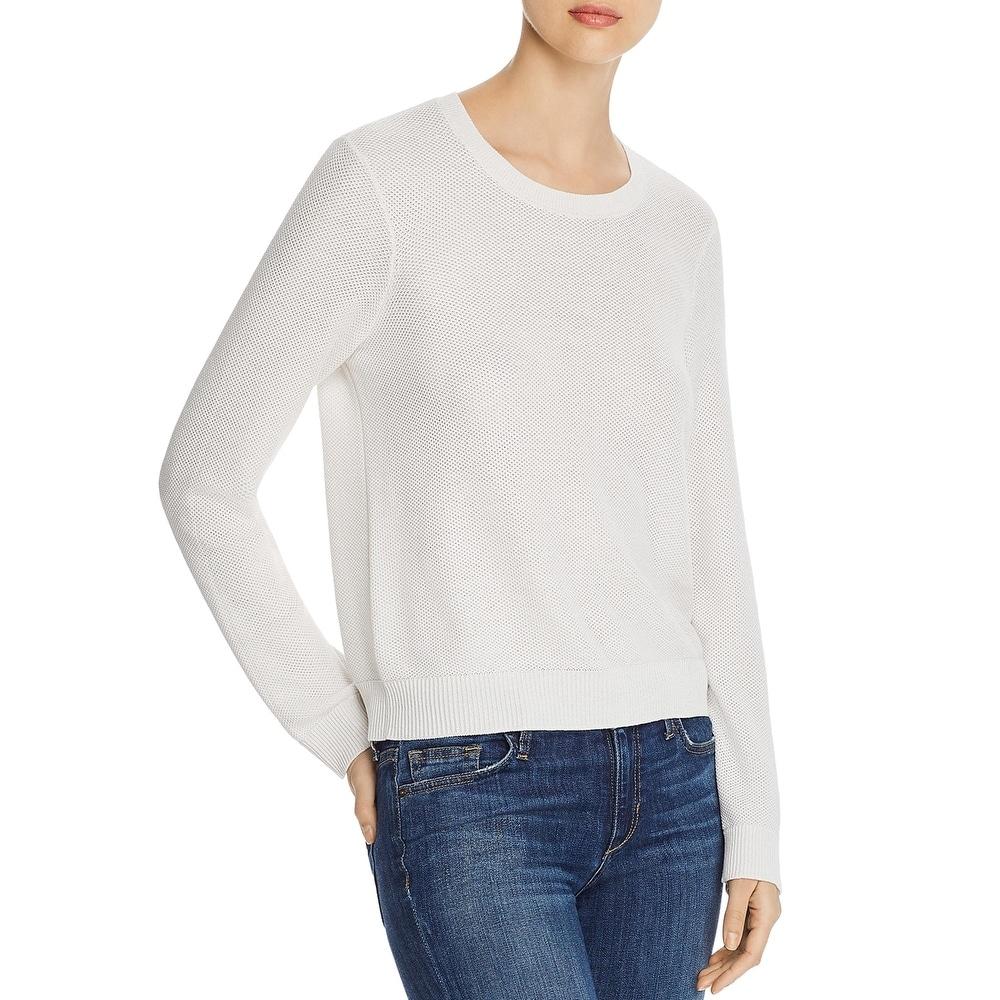 Eileen Fisher pour Femme-Boho V-neck Sweater BHFO 8488