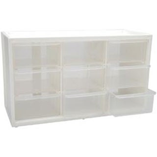 """14.375""""X6""""X8.675"""" Translucent - Artbin Store-In-Drawer Cabinet"""