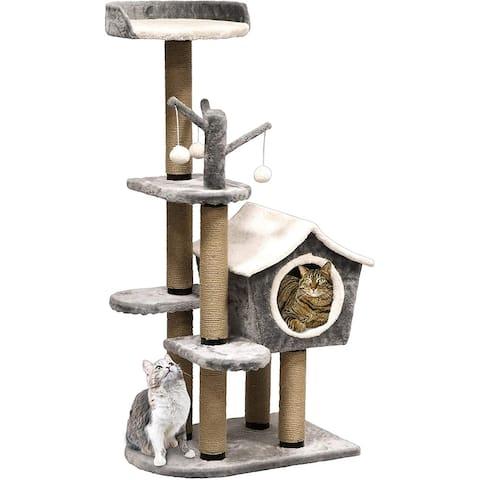 Penn-Plax Cat Life Furniture: Deluxe Activity Tree