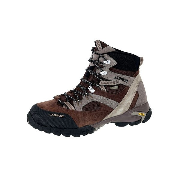Boreal Climbing Boots Mens Lightweight Apache Marron Brown