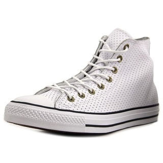 Converse CT All-Star Hi Round Toe Canvas Sneakers