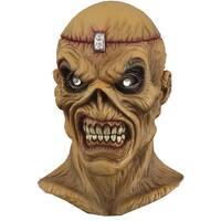 Metal Head Eddie Mask Adult - Brown