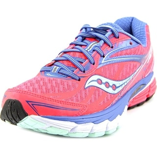 Saucony Ride 8 Round Toe Synthetic Sneakers