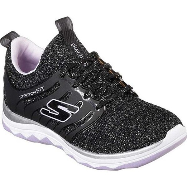 Shop Skechers Girls' Diamond Runner Sparkle Sprints Sneaker