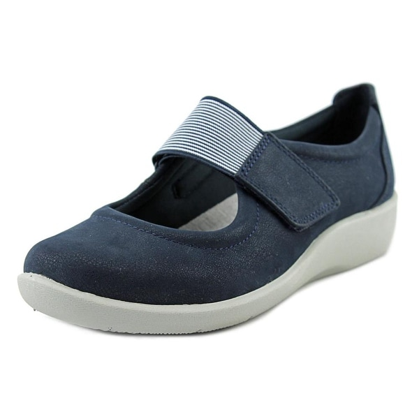 7d1f50fd813 Clarks Cloudsteppers Sillian Cala Women Round Toe Synthetic Mary Janes