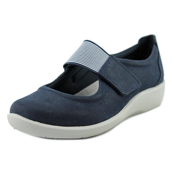 Clarks Cloudsteppers Sillian Cala Women Round Toe Synthetic Mary Janes
