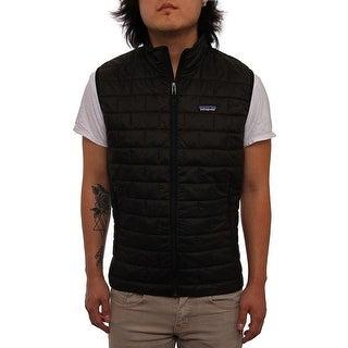 Patagonia Men Men's Nano Puff Vest Vest Black