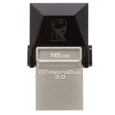 Kingston 16Gb Datatraveler Microduo Usb 3.0 + Microusb Flash Drive