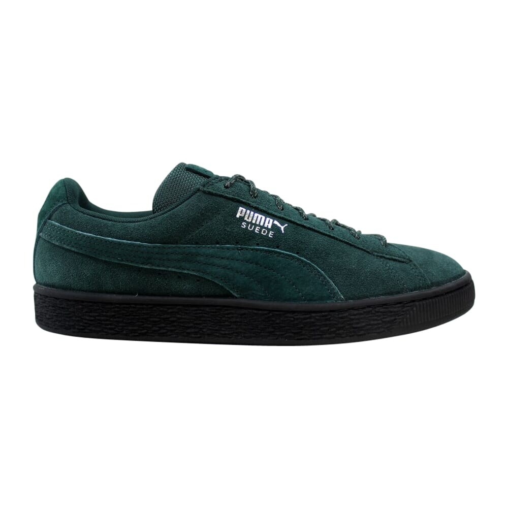 Puma Suede Classic Watherproof Green Gables/Puma Black 363871 03 Men's
