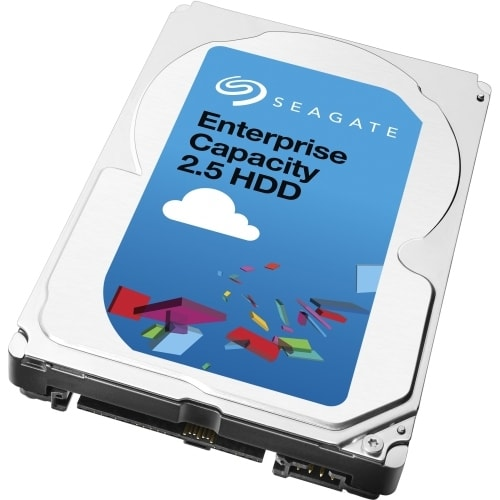 """Seagate Technology ST1000NX0423 Seagate Enterprise ST1000NX0423 1 TB 2.5"" Internal Hard Drive - SATA - 7200 - 128 MB"
