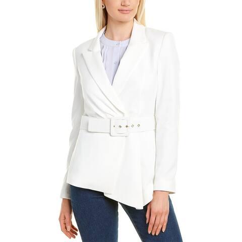 Tahari Asl Belted Jacket