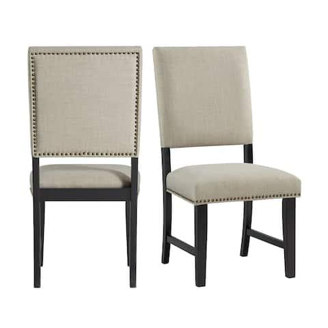 Picket House Furnishings Mara Upholstered Side Chair Set