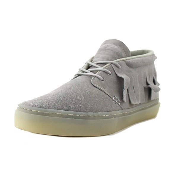 Clear Weather One-O-One Grey Ice Sneakers Shoes