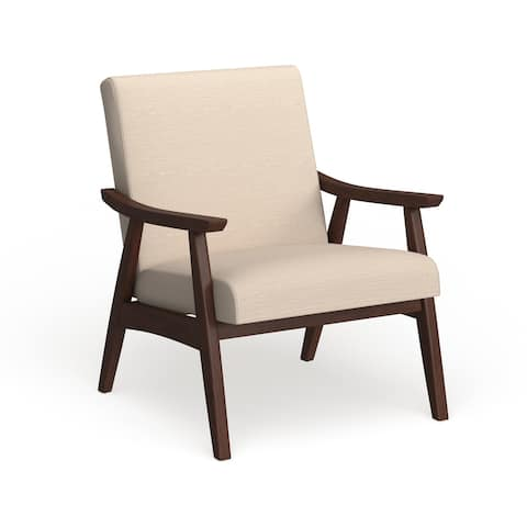 Carson Carrington Karkkila Mid-century Arm Chair