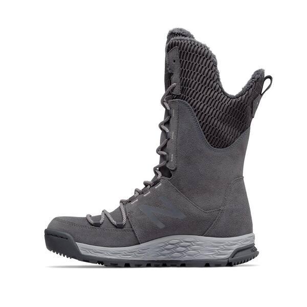 00c495d2c991b Shop New Balance Womens Fresh Foam 1100 V1 Suede Winter Boot - Free ...