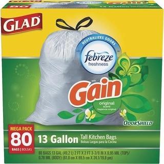 Clorox/Home Cleaning 80Ct 13G Odr Gain Bag 78900 Unit: EACH