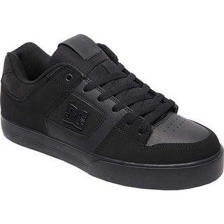 DC Shoes Men's Pure SE Black Camouflage