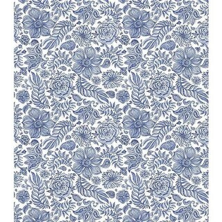 Decoupage Papers 13.75 x 15.75 in. 3 Pack - Indian Blue