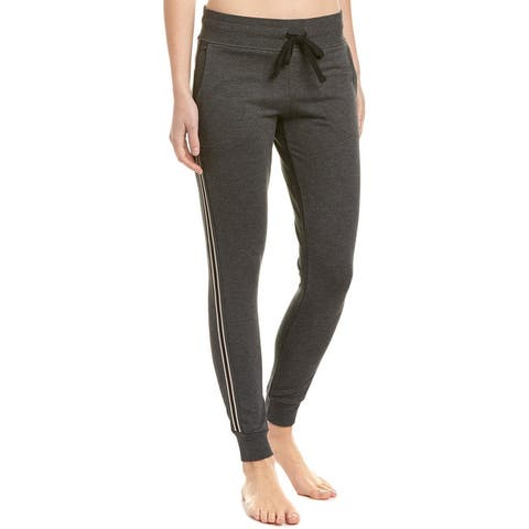 Betsey Johnson Performance Track Tape Sweatpant - CGE