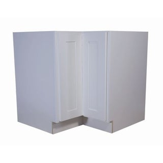 "Design House 561431 Brookings 36"" Single Door Lazy Susan Cabinet"