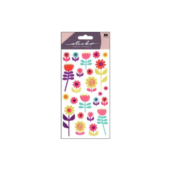 EK Sticko Sticker Flower Gallery