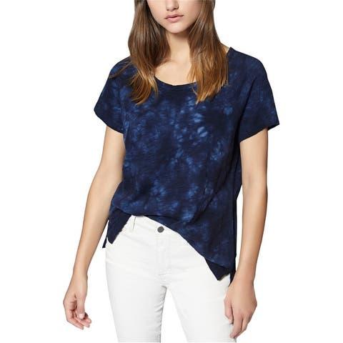 Sanctuary Clothing Womens Tie-Dye Basic T-Shirt