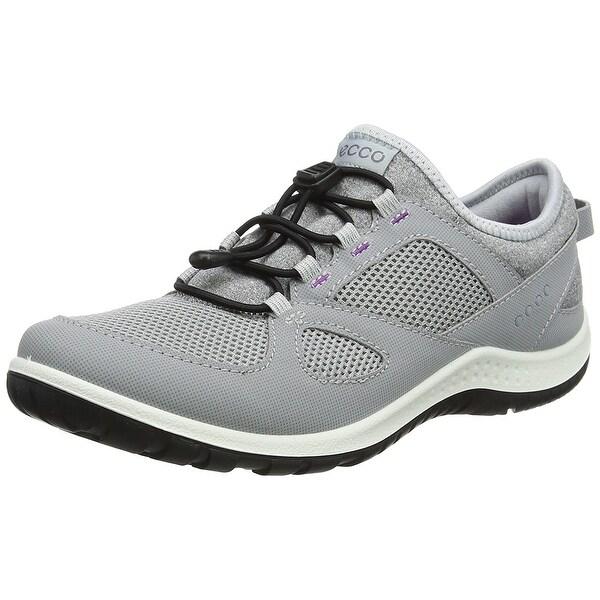 ECCO Womens Jiri Low Top Bungee Walking Shoes