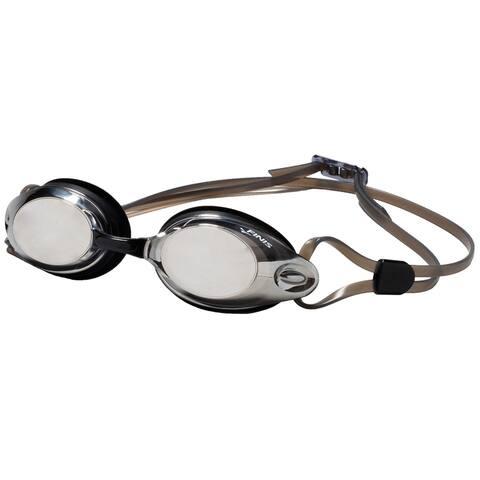 FINIS Bolt Swim Goggles - Silver/Mirror