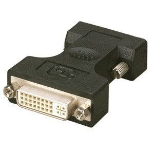 Black Box FA462 Black Box DVI Adapter - 1 x DVI-I Female Video - 1 x HD-15 Male