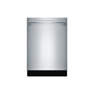 Bosch SHXM98W75N 24 Inch Wide 16 Place Setting Energy Star Certified Built-In Dishwasher with Aquastop