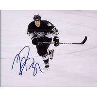 Signed Ruutu Jarko Pittsburgh Penguins 8x10 Photo autographed