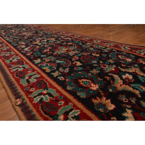 "Oriental Area Rug Machine Made Wool Traditional Oushak (2'3""x104') - 2'3"" x 104'"