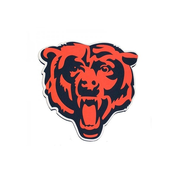 NFL Chicago Bears Logo Foam Sign