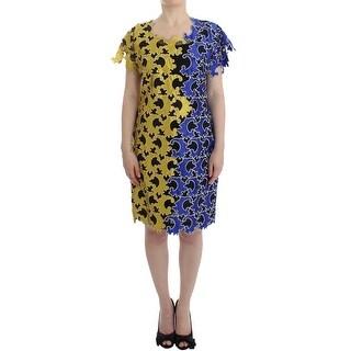 Lanre Da Silva Ajayi Lanre Da Silva Ajayi Multicolor Sheath Wiggle Dress