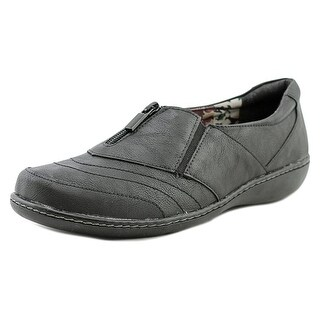 Soft Style by Hush Puppies Jennica Round Toe Leather Loafer