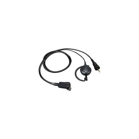 Kenwood EMC-14W C-Ring ear hanger with PTT hand mic Kenwood EMC-14W C-Ring ear hanger with PTT hand mic