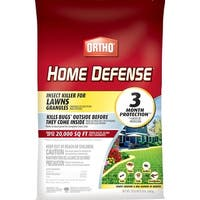 Ortho 0167210 Home Defense Insect Killer For Lawns Granule, 20 LB