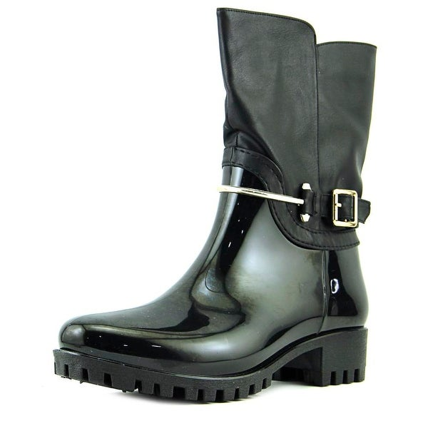 Spring Step Coldin Black Snow Boots