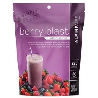 Alpine aire foods 30139 alpine aire foods 30139 berry blast smoothie