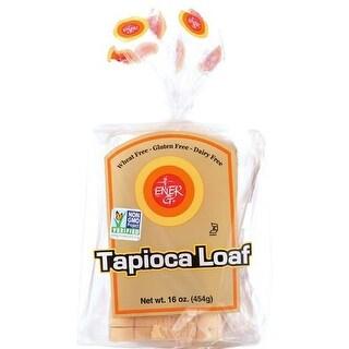 Ener-G Foods - Tapioca Loaf ( 6 - 16 OZ)