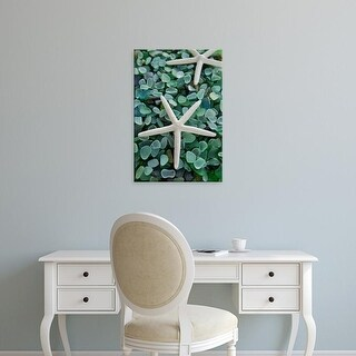Easy Art Prints Alan Blaustein's 'Crystal Harbor #21' Premium Canvas Art