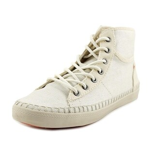 Roxy Womens Billie Espadrille Hight Top Lace Up Fashion Sneakers