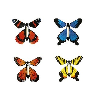 Wind Up Butterfly