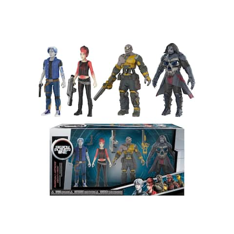 Ready Player One: Action Figure 4 Pack